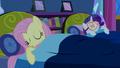 Fluttershy falls asleep S5E13.png
