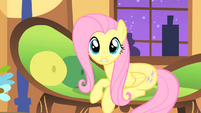 Fluttershy too quiet S1E17