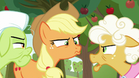 "Goldie ""because Apple Bloom's enjoyin' it!"" S9E10"