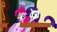 Pinkie Pie Rarity Sugar Cube Corner S2E19