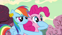 Pinkie Pie at the ready S2E14
