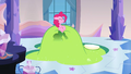 Pinkie Pie hitting the mud 2 S3E12.png