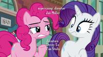 Pinkie Pie says --PSSS...-- S6E3