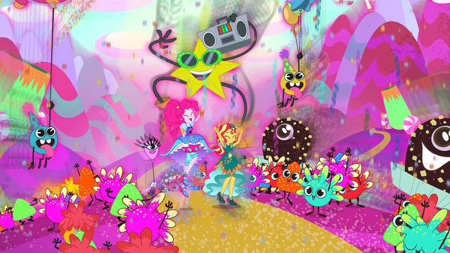 File:Pinkie and Sunset skip through Pinkie's mindscape EG4b.png