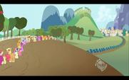 Pony silhouettes S02E12