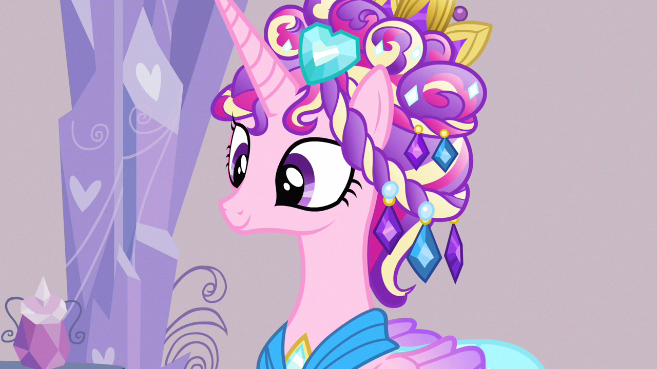 Image - Princess Cadance waiting for good ending S3E12.png ... - photo#48