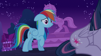 Rainbow Dash --may have something to do with-- S6E15