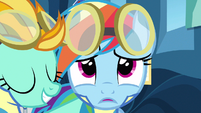 Rainbow Dash why! S3E7