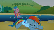 S01E05-error Rainbow sin Alas ni Cutie Mark