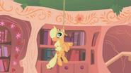 S01E08 Applejack dynda na linie