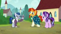 Sleek Pony -you tell me- S8E8