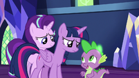 "Spike ""go easy on me"" S7E15"