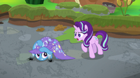 """Starlight """"we'll talk about it later!"""" S9E20"""