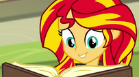 "Sunset Shimmer ""maybe it still works"" EG2"