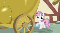 Sweetie Belle isn't it smashing S3E4
