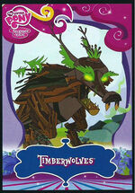 Timberwolves Enterplay series 2 trading card