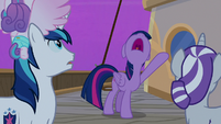 "Twilight Sparkle ""even Iron Will is happy"" S7E22"