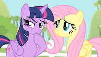 Twilight thinking S4E07