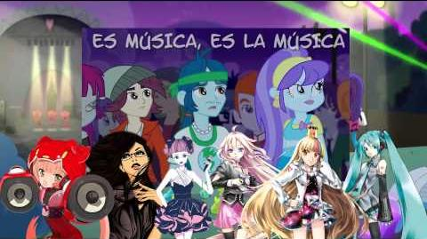 Welcome To the show - VOCALOID COVER - Español