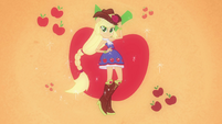 "Applejack transforms ""honesty"" EG"