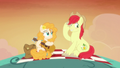 Bright Mac flattered by Pear Butter's song S7E13.png