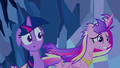 Cadance runs past Twilight S2E26.png