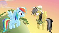 "Daring Do ""could never have done this without you"" S4E04"