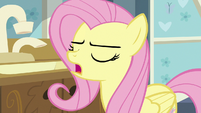 "Fluttershy ""I refuse to accept that!"" S7E20"