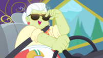 Granny Smith lowers her shades again EGDS12