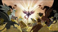 King Grover presents the Idol of Boreas S5E8