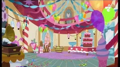 My Little Pony Отрывок заставка KidzoneTV 2014 (2010)