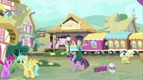 My Little Pony Friendship is Magic - Season 2 & 3 Theme Song 1080p