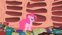 Pinkie Pie 'A sonic boom and a rainbow can happen all at once' S1E16