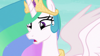 Princess Celestia -I was wrong!- S7E10