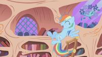 Rainbow Dash -I got the ticket- 2 S01E03