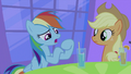 Rainbow Dash talking S2E25.png