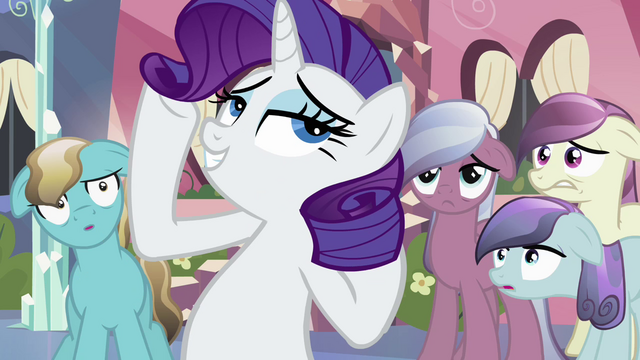 File:Rarity being Rarity S3E01.png