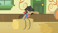 Sheriff Silverstar throws another pie S1E21