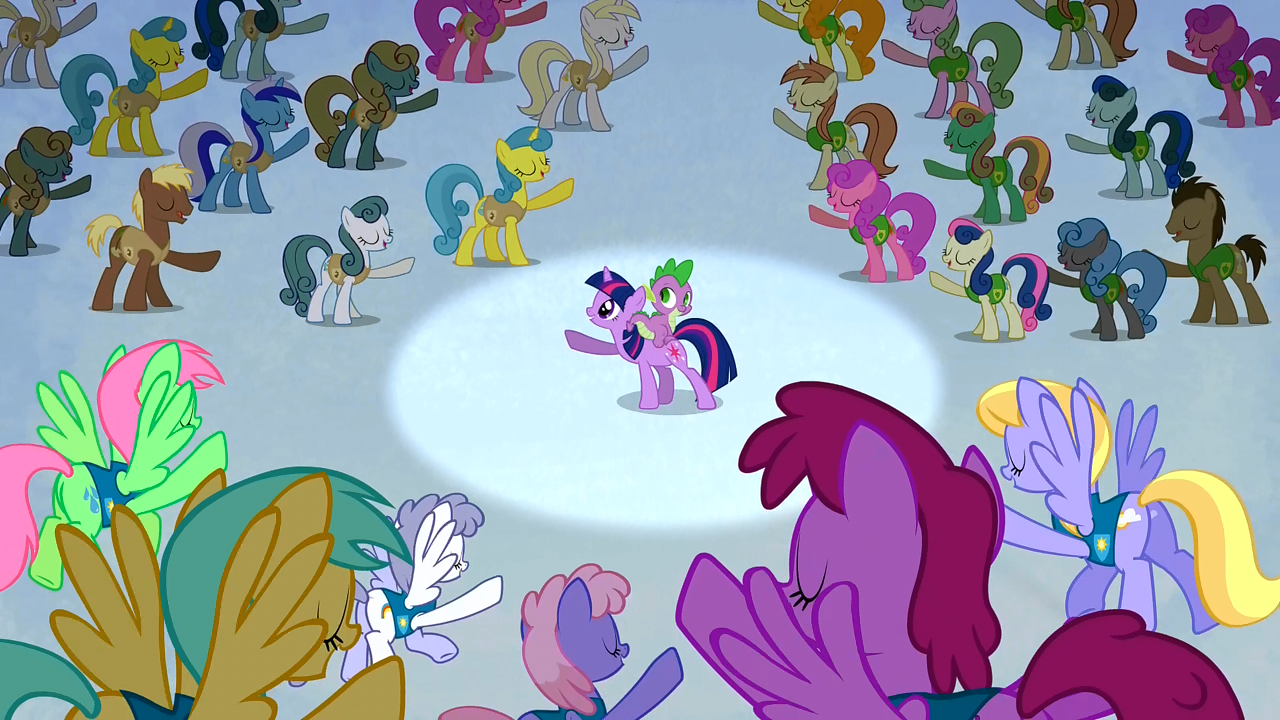 b89d45a947d Winter Wrap Up (song) | My Little Pony Friendship is Magic Wiki ...