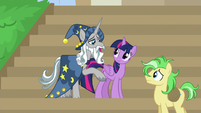 "Star Swirl the Bearded ""I can refer you"" S8E16"