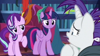 "Starlight Glimmer ""that's not a good option"" S7E19"