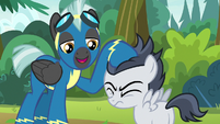 "Thunderlane ""you're going to cutie mark practice"" S7E21"