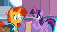 """Twilight """"I tried putting it back together with"""" S6E2"""
