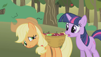 "Twilight ""you're working too hard"" S1E04"