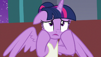 Twilight Sparkle -sorry, it's just- S7E10