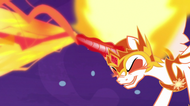 File:Daybreaker blasts Nightmare Moon with magic S7E10.png