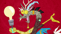 Discord lamp with red background S4E22.png