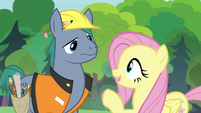 """Fluttershy """"I don't want to clear the trees"""" S7E5"""