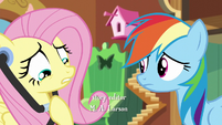 Fluttershy -his heartbeat could be a- S5E5
