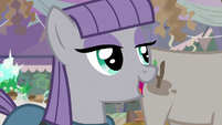 Maud Pie verbally swoons at Mudbriar S9E11